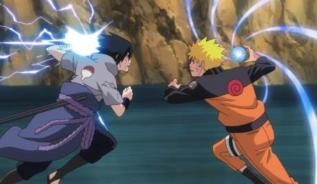 Best Naruto Fights