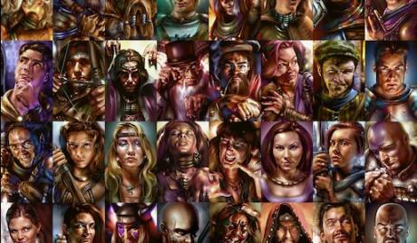 Baldur's Gate 2 Best Companions