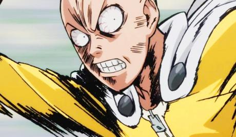 One punch Man, best anime, best villains, anime 2015