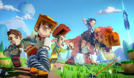best dinosaur games, pixark, dinosaur games, ARK, Parkasaurus, Warpart, dino games