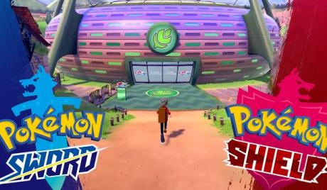Pokemon Sword and Shield Gameplay