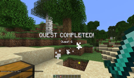 Minecraft Best Quest Mods