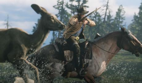 Red Dead Online Best Animals to Hunt