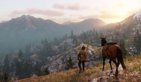 """Red Dead Redemption 2 - I call it """"The Horizon."""""""