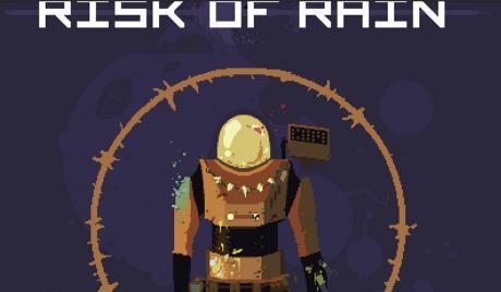 Risk of Rain cover