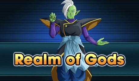 Dokkan Battle Best Realm of God Teams