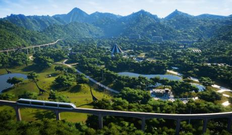Jurassic World Evolution's Top 5 Parks