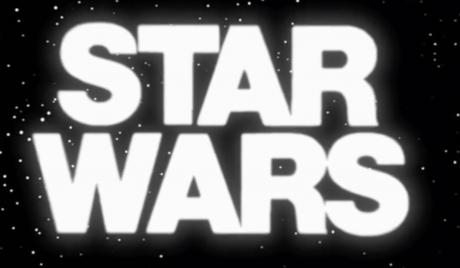 Star Wars Original Logo