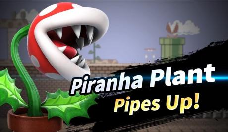 Smash Ultimate Piranha Plant Combos