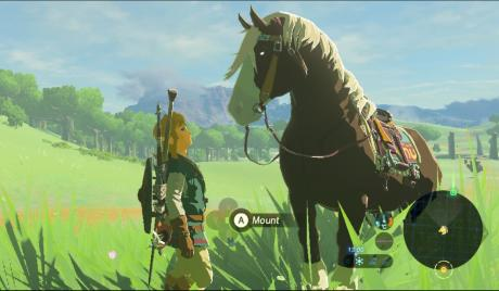 BOTW Best Horses and How To Get Them