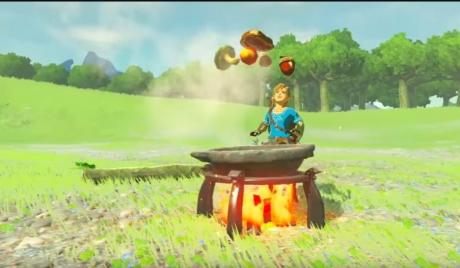 BOTW Best Recipes
