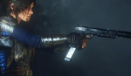 Shadow of the Tomb Raider Best Weapon
