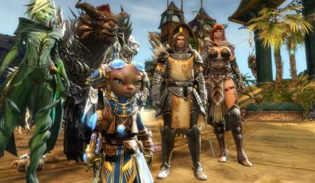 Guild Wars 2 Best DPS, gw2 best class