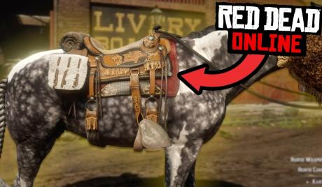 Red Dead Online best Saddles