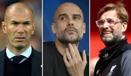 PES 21 Best Managers, PES 21 Best coaches