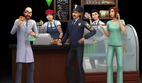 sims 4, sims 4 careers, top 10 sims 4 careers