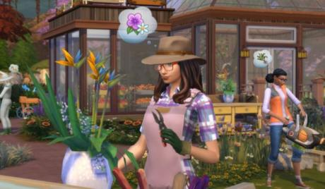 sims, the sims 4, fertilizer, gardening