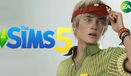 Sims 5 Gameplay
