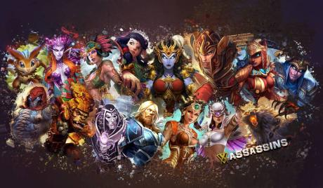 smite, smite top gods, smite best gods, smite season 7, junglers, assassins, jungler, assassin