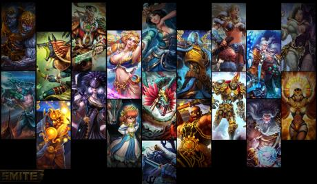 smite, smite top gods, smite best gods, smite season 7, mages, mage, mid