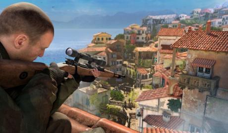 Sniper Elite 4 Best Rifles
