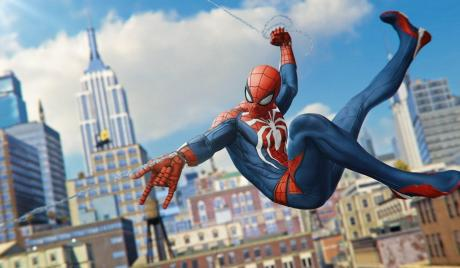 Spider-Man PS4 Bosses