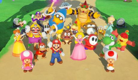 Super Mario Party Best Characters