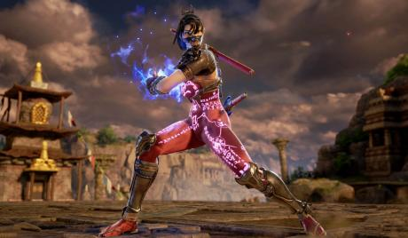 The fan favorite Taki returns in Soul Calibur VI!