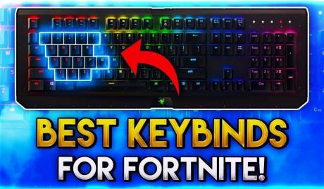 Fortnite Best Keybinds