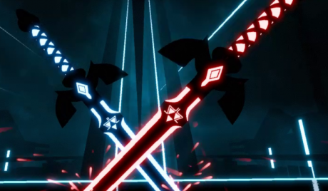 best vr games, vr game, beat saber, music games, beat saber sabers, best beat saber custom sabers 2020, custom sabers