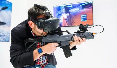 Best VR Shooter Games