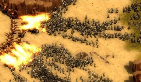 Games Like They Are Billions