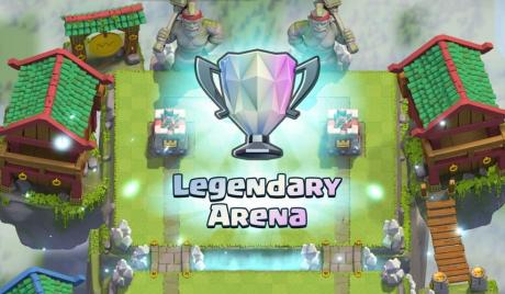 Top 7 Clash Royale Best Legendary Cards