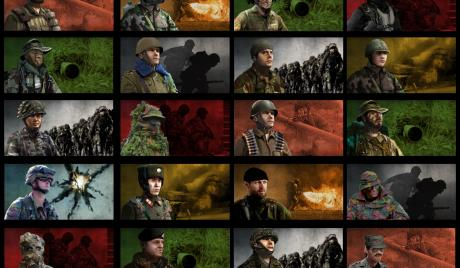 top 10 wargame red dragon best infantry
