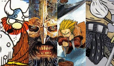 Best Viking Anime,  Best Viking Comics