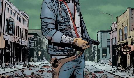 Best Horror Comics 2019, The Walking Dead