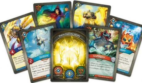 Most popular CCG, most popular TCG, popular trading card games