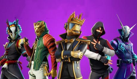 Top 15 awesome Epic skins in Fortnie