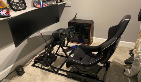 Best Sim Racing Rig