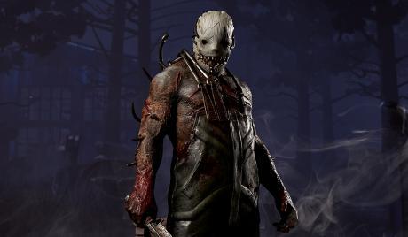 dbd, dead by daylight, trapper