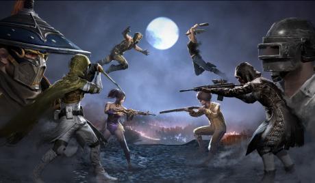 Fight, Squads, Moon