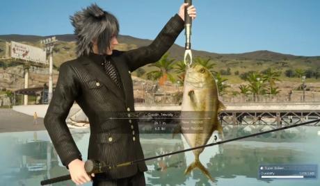FFXV Best Fishing Spots