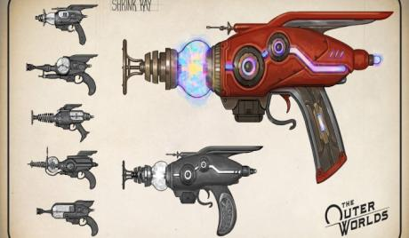 Best Outerworlds Weapons