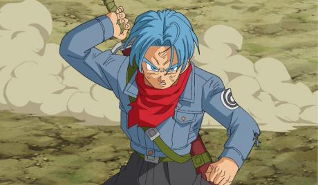 Trunks' Top 10 Fights