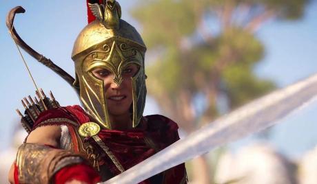 AC Odyssey Best Armor