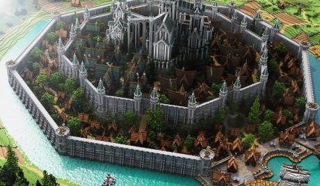 Minecraft Kingdom Mods