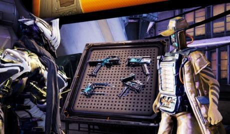 Warframe: Best Kitgun Builds