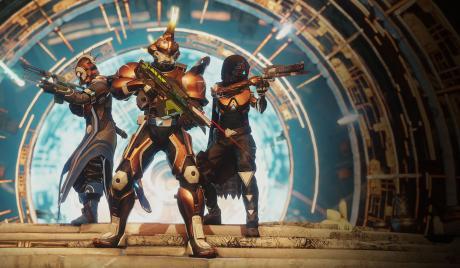 Destiny 2 Best Warlock Support Builds