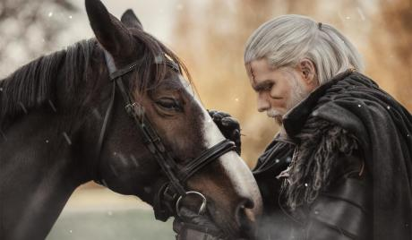 The Best Witcher Cosplay