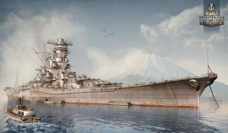 The Yamato was the biggest battleship ever constructed.